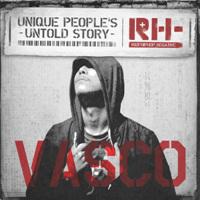 Album art for Vasco's album RH-3rd Veteran