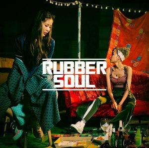 "Album art for Rubber Soul's album ""Beautiful Women"""