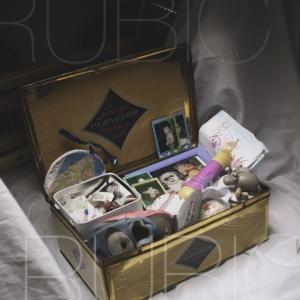 "album art for RuBic's album ""Becuase You"""