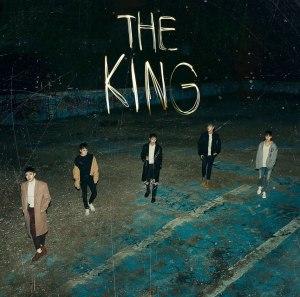 """Album art for The King's album """"Damn Oh Tape"""""""