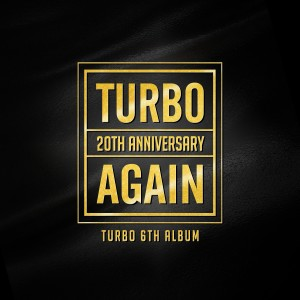 "Album art for Turbo's album ""Again"""