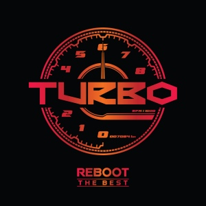 "Album art for Turbo's album ""Reboot"""