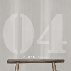 "Album art for Urban Zakapa's album ""04"""