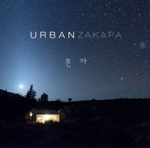 "Album art for Urban Zakapa's album ""Alone"""