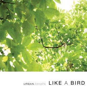 "Album art for Urban Zakapa's album ""Like A Bird"""
