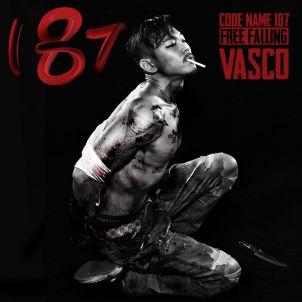"Album art for Vasco's album ""Code Name:187"""