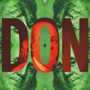 """Album art for Vasco's album """"Don"""""""