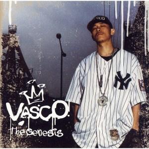 """Album art for Vasco's album """"Genesis"""""""