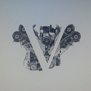 """Album art for Vasco's album """"Guerilla's Way"""""""