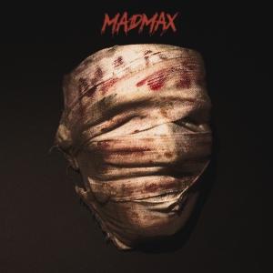 """Album art for Vasco's album """"Madmax"""""""