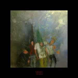 "Album art for Vasco's album ""YEYE"""
