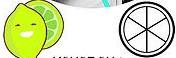 Vividiva's SaeYan's lime symbol.
