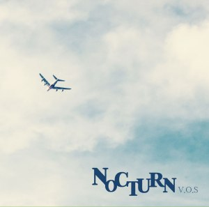 "Album art for V.O.S's album ""Nocturn"""