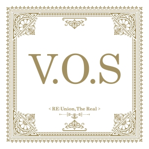 "Album art for V.O.S's album ""RE:Union, The Real"""