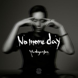 "Album art for Yun Hyun Jun's album ""No More Day"""