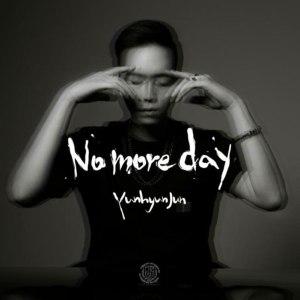 """Album art for Yun Hyun Jun's album """"No More Day"""""""