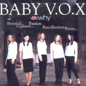 "Album art for Baby V.O.X's album ""Why"""
