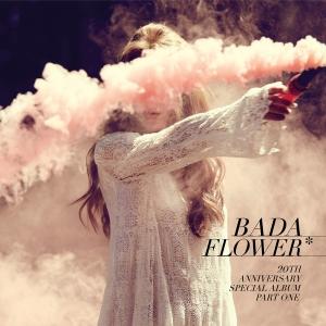"Album art for Bada's ablum ""Flower"""