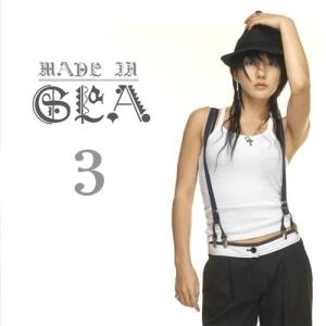 """Album art for Bada's album """"Made In Sea Repackage"""""""