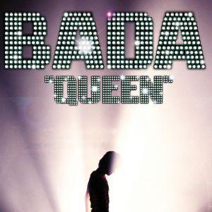 "Album art for Bada's album ""Queen"""