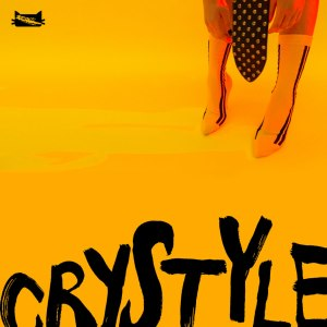 "Album art for CLC's album ""Crystyle"""