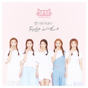 """Album art for CLC's album """"First Love"""""""