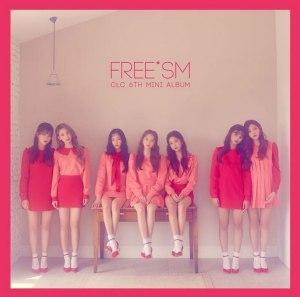 """Album art for CLC's album art for """"FREE'SM"""""""