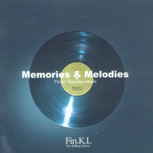 "Album art for Fin.K.L's album ""Memories & Melodies"""