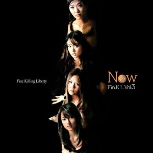 "Album art for Fin.K.L's album ""Now"""