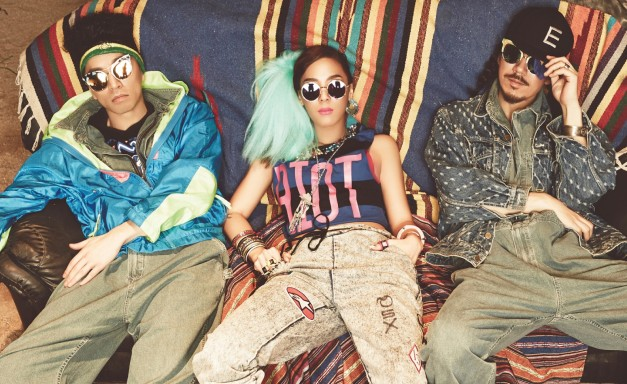 "MFBTY's ""WondaLand"" promotional picture."