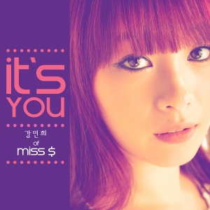 "Album art for Minhee (Miss $)'s album ""It's You"""