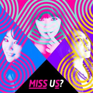 "Album art for Miss $'s album ""Miss Us?"""