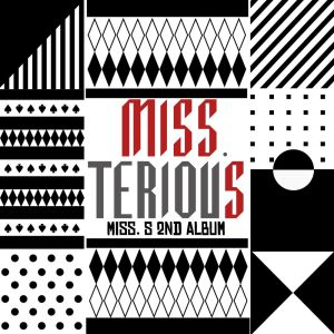 "Album art for Mss $'s album ""Miss_Terious"""