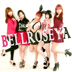 "Album art for Bellroseya's album ""OK"""