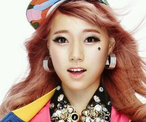 Blady's former member Soojin.
