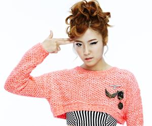 Blady's former member Yeji.
