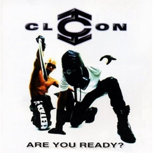 "Album art for Clon's album ""Are You Ready"""