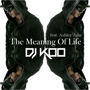 "Album art for DJ KOO's album ""Meaning Of Life"""