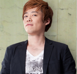 "Dongnae Oppa's Oppa Tae ""Hello You"" promotional picture."