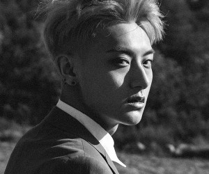 "EXO's Tao ""Exodus"" promotional picture."