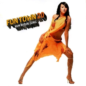 "Album art for Kim Hyun Jung's album ""Fun Town 20"""