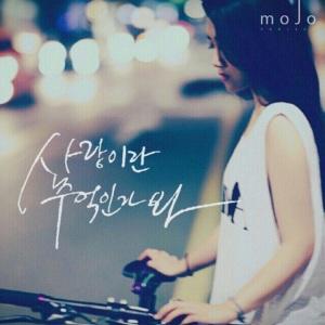 "Album art for Mojo Project's album ""Memories Of Love Leaving"""