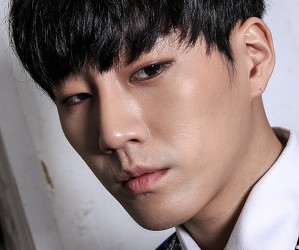 """MR.MR's Jin """"Out"""" promotional picture."""