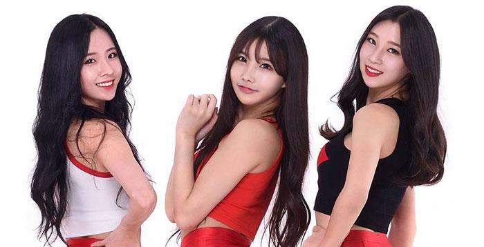 Kpop Girl Groups Pocket Girls Profile Facts
