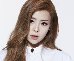 "The Ark's MinJu ""The Light"" promotional picture."
