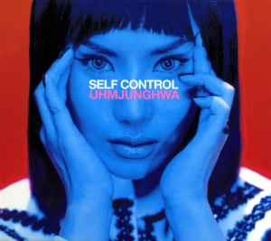 "Album art for Uhm Jung Hwa's album ""Self Control"""