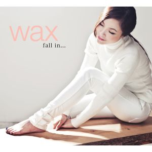 "Album art for Wax's album ""Fall In"""