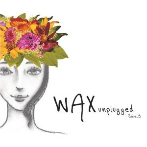 "Album art for Wax's album ""Unplugged Side B"""