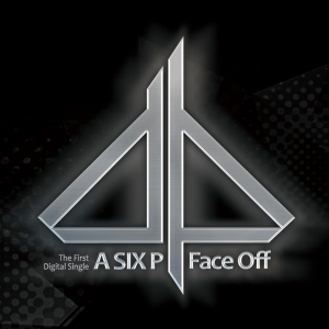 "Album art for AP's album ""Face Off"""