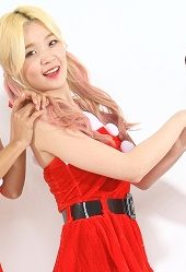 cupid's former member Seolyi.